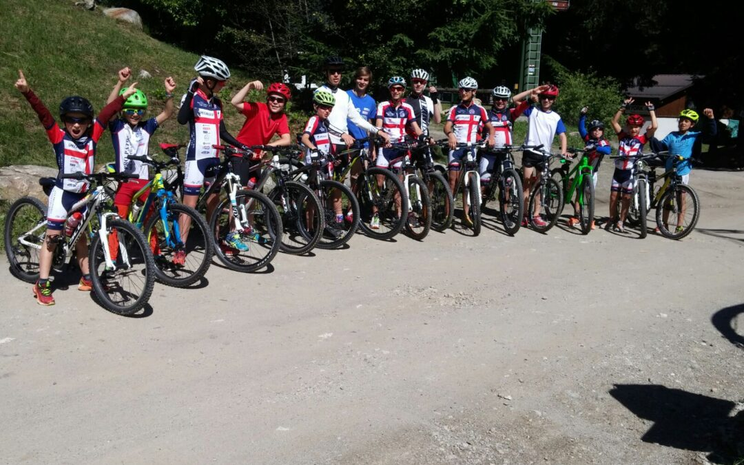 TRIATHLON KIDS CAMP – PONTE DI LEGNO (BS) 10-16 LUGLIO